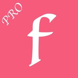 Fancy Fonts Pro - Cool Fonts Keyboard