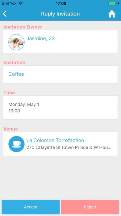 Intime Meet- Date & Chat screenshot one