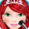 Maquillar y vestir princesas
