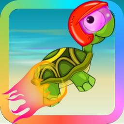 Turtle Adventure - Wings Escape Dream