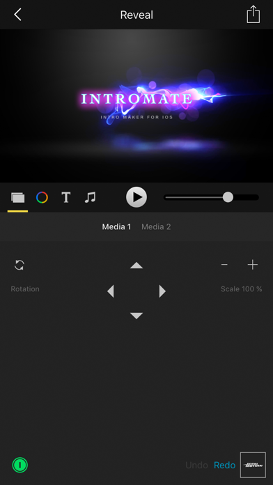 IntroMate - Video Intro Makerのおすすめ画像1