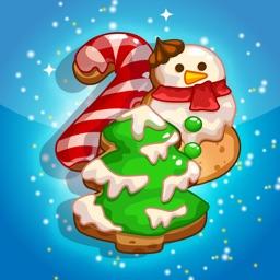 Christmas Winter Mania - Free Match 3 Puzzle