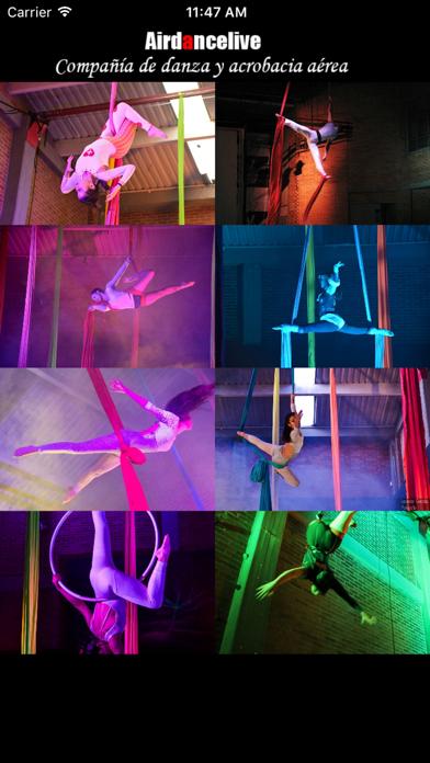 Airdancelive screenshot 1