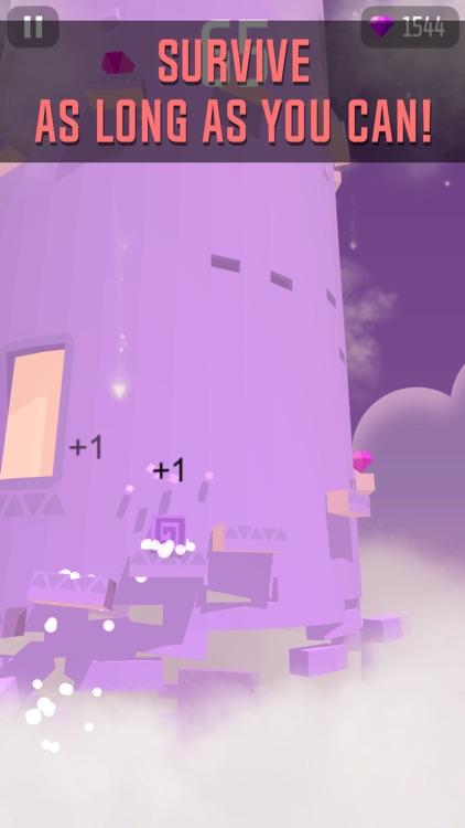 Falling Tower screenshot-4