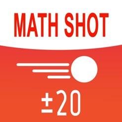 Math Shot Rechnen bis 20