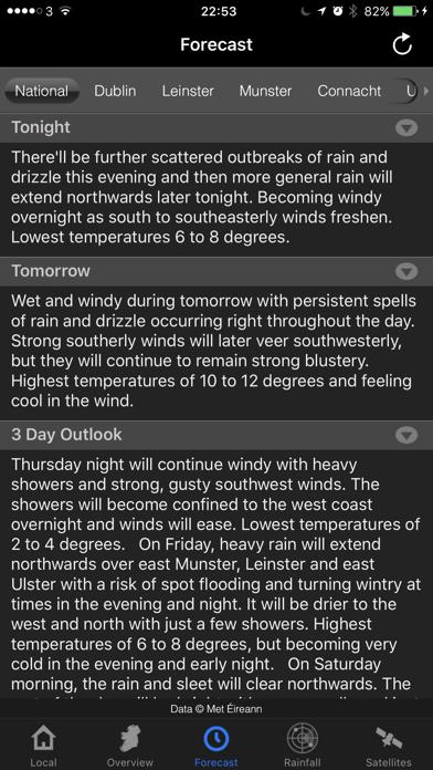 Irish Weatherのおすすめ画像3