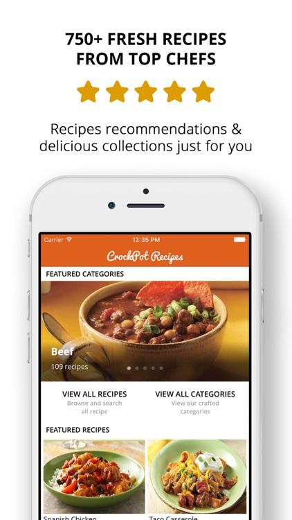 CrockBox Recipes | Healthy SlowCooker Meals