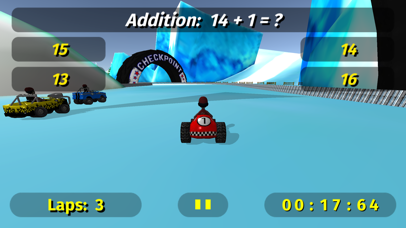 Math Racing 2 Pro screenshot 3