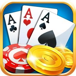 金山大富豪-超级好玩的真人棋牌游戏