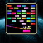 Brick Breaker Klassisches Glühen-Held-Spiel 2017 icon