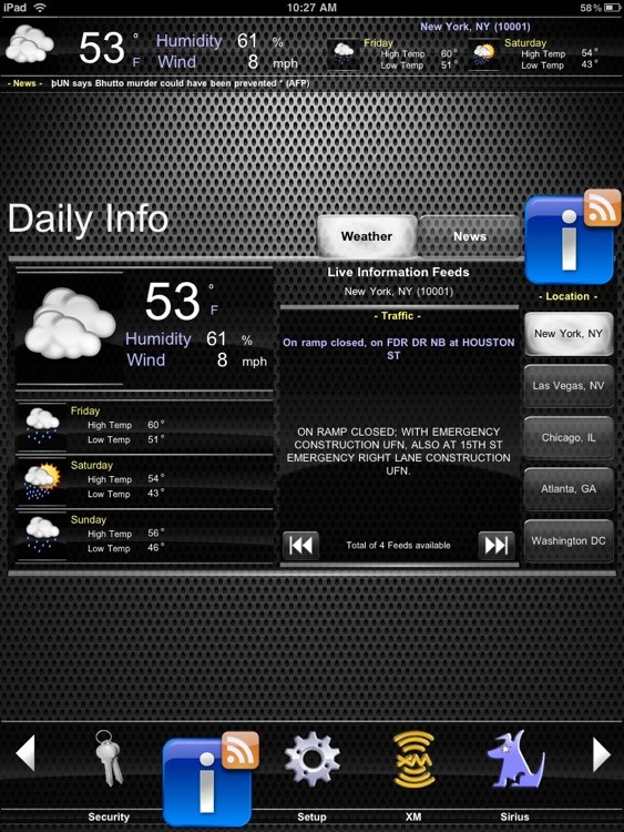 Crestron Mobile Pro G screenshot-4