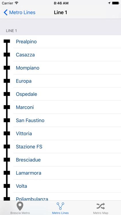 Brescia Metro screenshot-3