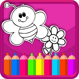 Coloring for kids: special