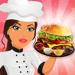 烹饪游戏汉堡热快餐店厨师
