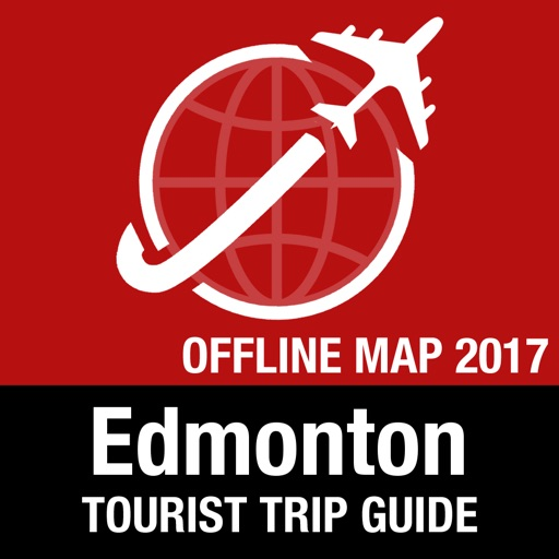 Edmonton Tourist Guide + Offline Map