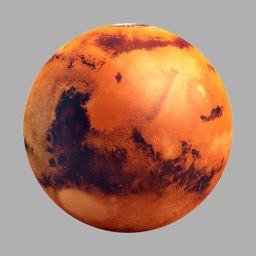 Mars Information: the Red Planet atlas Lite