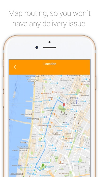 Business-App screenshot-3