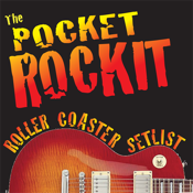 The Pocket Rockit Roller Coaster Setlist app review