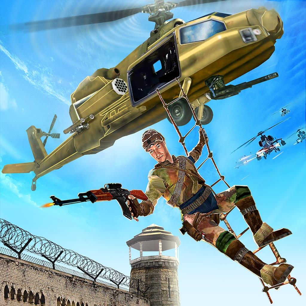 Army Prison Helicopter Gunship Battle 3D hack