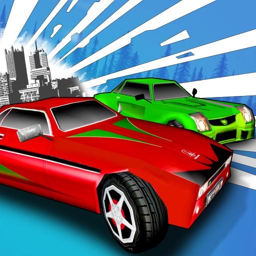 Race Race Racer - 3D Fun Car Racing For kids