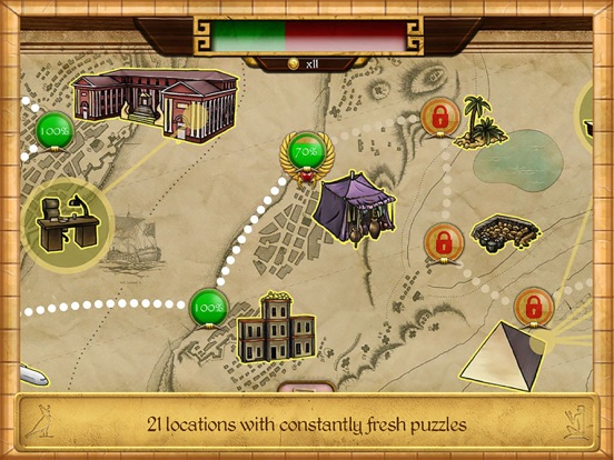 Hidden Objects: Pharaoh's Golden Amulet-ipad-4