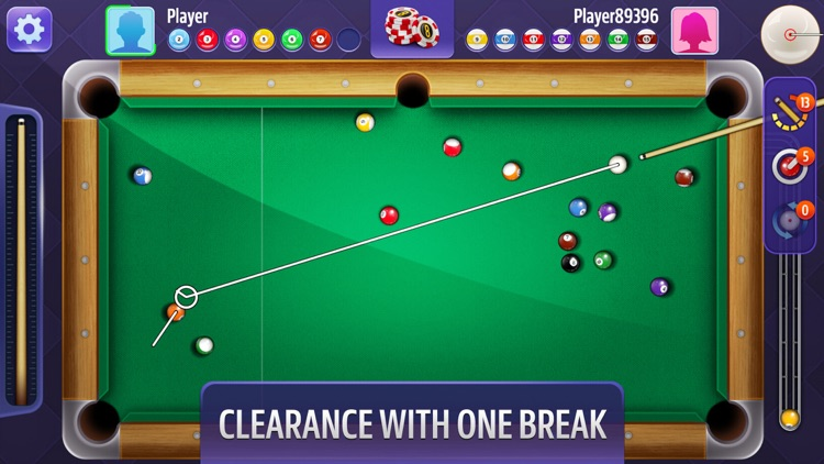 Billiards Master ! screenshot-2