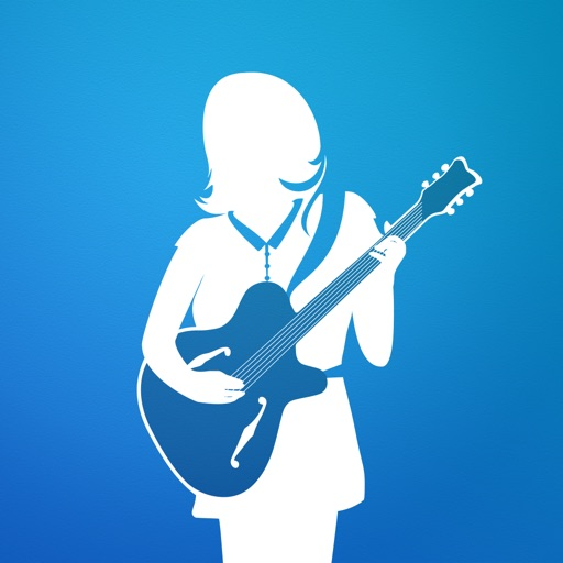 Coach Guitar - Lessons & Easy Tabs For Beginners app logo