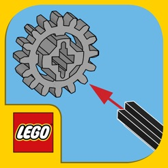 Lego technic building instructions on the app store lego technic building instructions 4 malvernweather Image collections