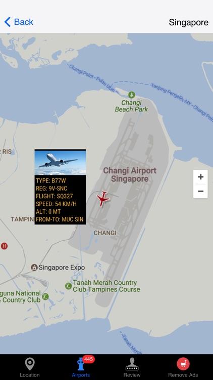 Air Tracker For Qatar Airways screenshot-4