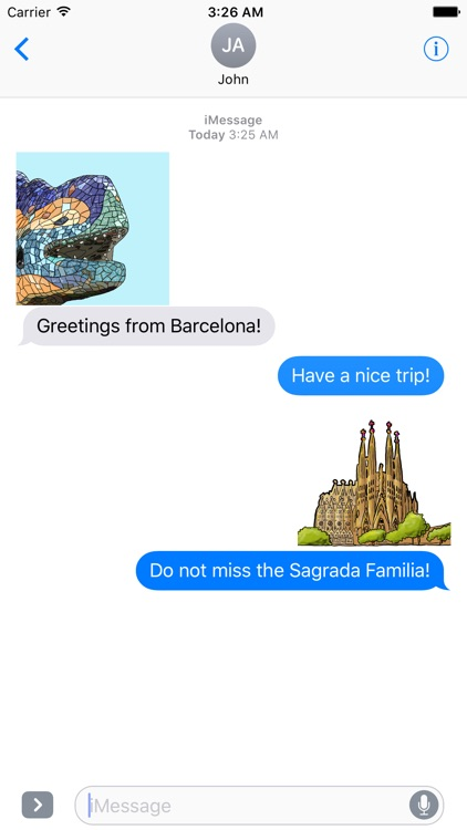 Greetings from Barcelona screenshot-3