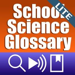 School Science Glossary Lite