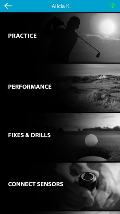 DuoTrac Golf screenshot one