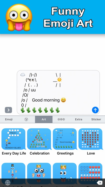 New Emoji - Extra Emojis and Sticker screenshot-4