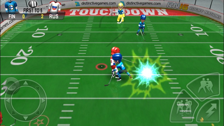 Arcade Hockey 17 screenshot-3