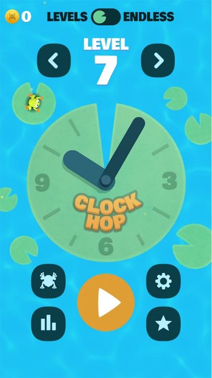 Clock Hop screenshot-3