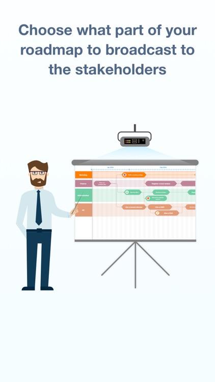 Roadmap Planner - Strategic & Product Management screenshot-4