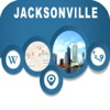 Jacksonville Florida Offline City Maps Navigation