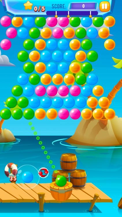 Bubble fish mania bubbles shooter game by kieu van tuan for Fish mania game