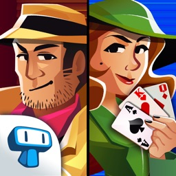 Solitaire Detectives - Crime Inspection Card Game