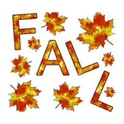 Fall & Autumn Sticker Pack
