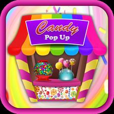Activities of Candy Pop Up