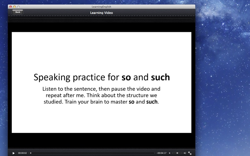 Learning English screenshot 4
