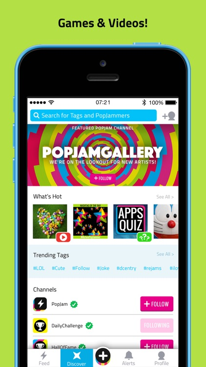 PopJam screenshot-1