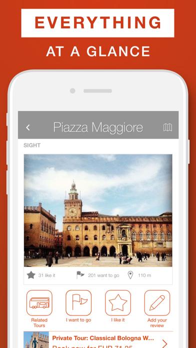 Bologna - Travel Guide & Offline Map screenshot three