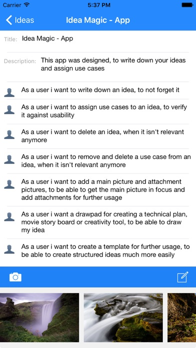 Idea Magic screenshot two