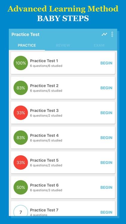 PANCE® Part II 2017 Test Prep Pro screenshot-4