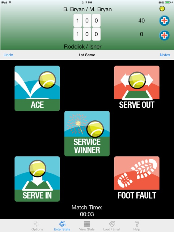 My Tennis Stats HD screenshot-3