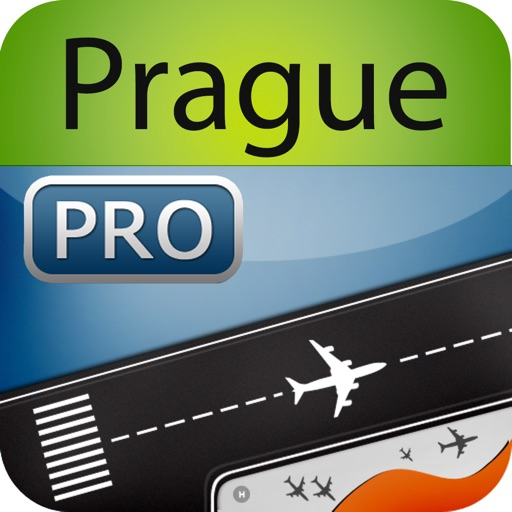 Prague Airport Pro (PRG) + Flight Tracker HD