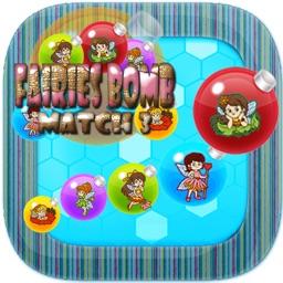 Fairies Bomb Match 3