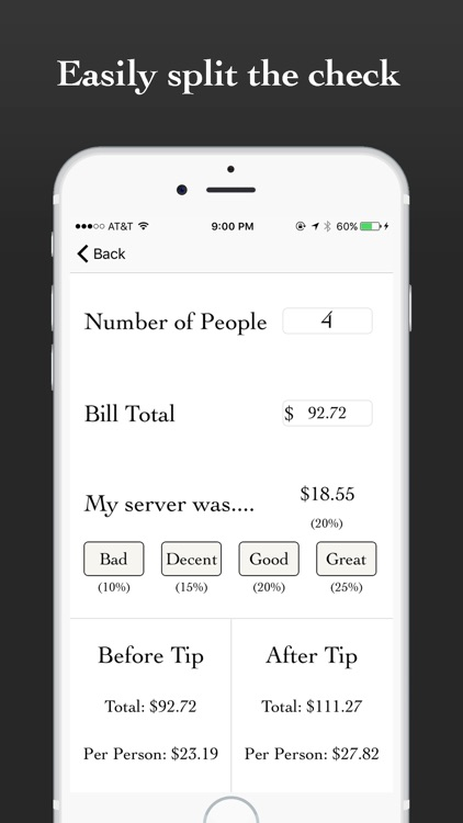 Dinebrite - The Dining Companion App screenshot-4